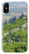 Moors Castle Aerial IPhone Case