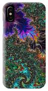 More Fractals Two IPhone Case