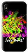 More Guitars  IPhone X Case