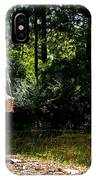 Morikami Gardens Pond IPhone Case