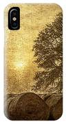 Morning 2 IPhone Case