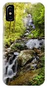 Morning At Amicalola Falls IPhone Case
