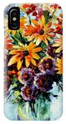 Morning Bouquet IPhone Case