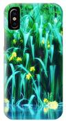 Morning By The Pond IPhone Case