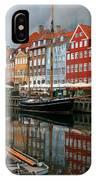 Morning Danish IPhone Case