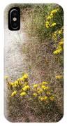 Morning Dew At Pendleton Park IPhone Case