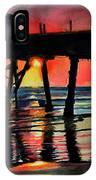 Morning Glow 4-27-15 IPhone Case