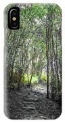 Morning Hike On Waihee IPhone Case
