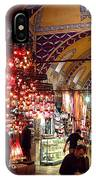 Morning In The Grand Bazaar IPhone Case