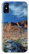 Morning In Zion IPhone Case