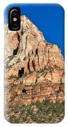 Morning Light In Zion Canyon IPhone Case