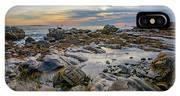 Morning On Casco Bay IPhone X Case