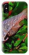 Morning Rains IPhone Case