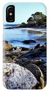 Morning Sun - Fishers Point, Tasmania IPhone Case