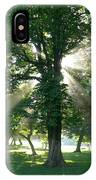 Morning Tree IPhone Case