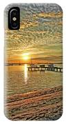 Mornings Embrace IPhone Case