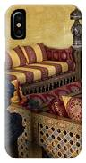 Moroccan Room IPhone Case