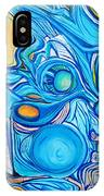 Morphism And Energy IPhone Case