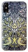 Morris: Dove & Rose, 1879 IPhone Case