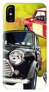 Morris Mini Cooper S IPhone Case