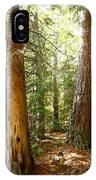 Morton Pines IPhone Case