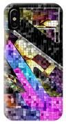 Mosaic #106 IPhone Case