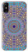 Mosaic Kaleidoscope  IPhone Case