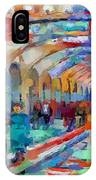 Moscow Metro Station IPhone Case