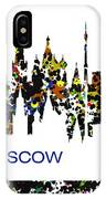 Moscow Skylines IPhone Case