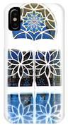 Mosque Foyer Window 1 White IPhone Case