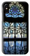 Mosque Foyer Window 2 IPhone Case