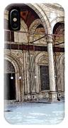 Mosque Of Muhammad Ali Entrance IPhone Case