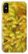 Moss Abstract IPhone Case