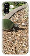 Moss Covered Turtle IPhone Case