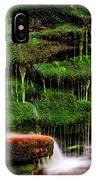 Moss Falls - 2981-2 IPhone X Case