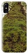 Moss Up A Tree  IPhone Case
