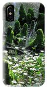 Mossy Congregation II IPhone X Case