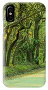 Mossy Oaks Canopy Panorama IPhone Case