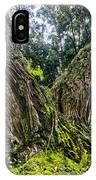 Mossy Old Tree IPhone Case