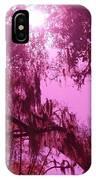 Mossy Splendor IPhone Case