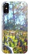 Mossy Sunburst IPhone Case