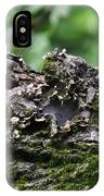 Mossy Tree Knot IPhone Case