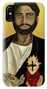 Most Sacred Heart Of Jesus IPhone X Case