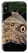 Moth 2 IPhone Case