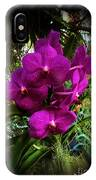 Moth Orchids  IPhone Case