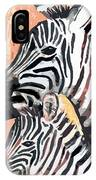 Mother And Baby IPhone Case