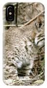 Mother Bobcat IPhone Case