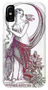 Mother Nature 3 IPhone Case
