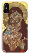 Mother Of God Virgin Of The Don 187 IPhone Case