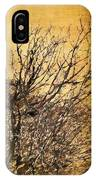 Motif Japonica No. 14 IPhone Case